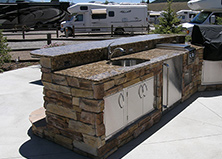 Outdoor Kitchens by Colorado Cabinetry